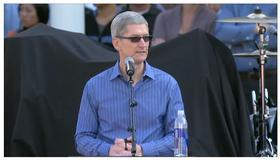 Could Apple CEO Tim Cook be considering the Albany, New York, region for a manufacturing site? Industry analysts say the economics might not be the primary motivator for Apple.