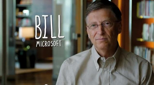 Microsoft co-founder Bill Gates appears in a new film by Code.org pushing for more computer programming education in schools. See a one-minute version below.