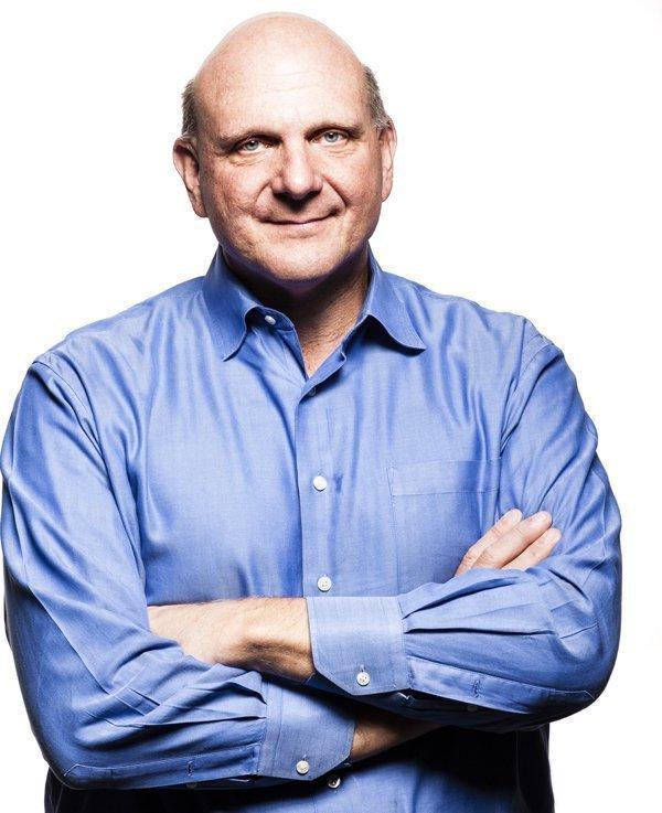 Steve Ballmer has announced plans to step down as CEO of Microsoft.