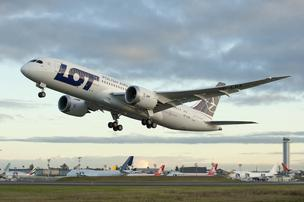 Airlines such as Poland's LOT may be seeking compensation from Boeing due to the 787 Dreamliners being grounded worldwide.