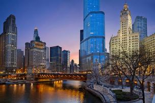 Chicago was No. 10 on Startup Genome's ranking of the world's top startup ecosystems.