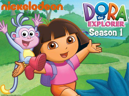 """Amazon.com has made a deal with Viacom to acquire rights and show future episodes of """"Dora The Explorer"""" on Prime Instant Video."""