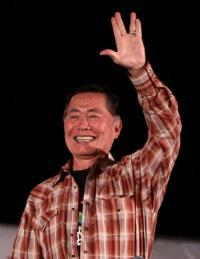 George Takei, who played Mr. Sulu in the original