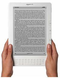 Amazon to take its other Kindle, the DX, international next year