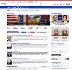 Microsoft pumps up Bing election site