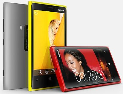 Some carriers and retailers are discounting the Lumia series of Nokia phones.