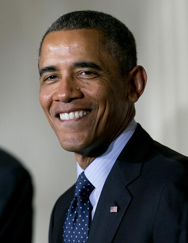 President Barack Obama visited an Amazon distribution center in Chattanooga Tuesday.