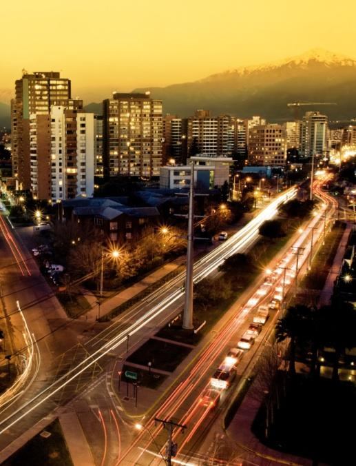 Santiago, Chile, was No. 20 on Startup Genome's ranking of the world's top startup ecosystems.