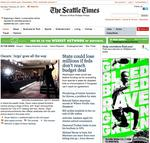 Seattle Times to start charging for online content