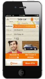SideCar sues Austin over ride-sharing crackdown