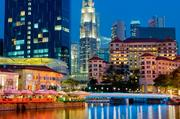 Singapore was No. 17 on Startup Genome's ranking of the world's top startup ecosystems.
