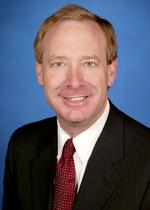 New Inslee transition team includes Microsoft's Brad Smith