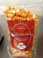 The Oatmeal, Bacon Salt guys debut Sriracha popcorn