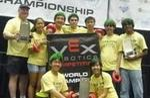 Bellevue students snag top spot in Vex Robotics championship
