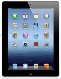 Apple's iPad, most wanted by kids for Christmas