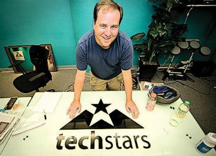 David Cohen, founder and CEO of TechStars, in a 2009 photo.
