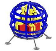 A strong inner framework will protect occupants of the tsunami escape capsule.