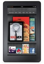 When the Kindle Fire is released Nov. 15, users will be able to borrow book for free through Amazon's new digital library.