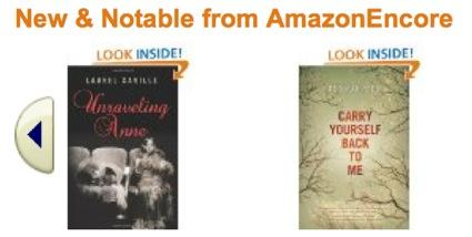 Amazon said in June it was publishing 32 books in late summer and early fall through AmazonEncore, AmazonCrossing and Thomas & Mercer.