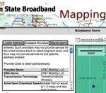 Washington site maps broadband, other gov. data