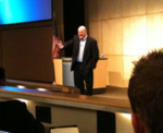 Microsoft's Ballmer talks maps, security at public safety summit