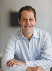 Corbis CEO Gary Shenk