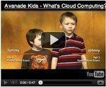Children grasp 'cloud computing' even if some grown-ups don't