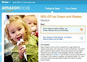Amazon.com rolls out Groupon-like daily deals site
