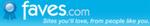 Social bookmarking site Faves.com still alive