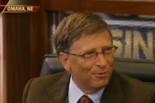 Gates on Fox Business