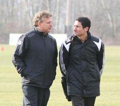 Sounders FC owners Joe Roth, left, and Adrian Hanauer. Photo/Sounders