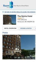 Want free hotel parking or Wi-Fi? Room 77 has your number