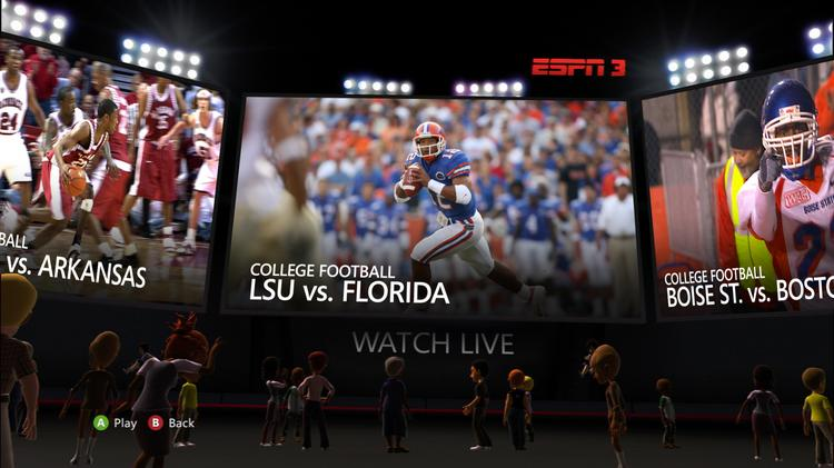 Sports-TV giant ESPN is reportedly eyeing tech leaders such as Apple, Google and Intel as potential partners for an online push.