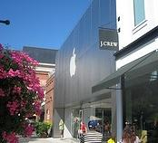 Apple Stores, like this one at University Village, have apparently been faked in China.