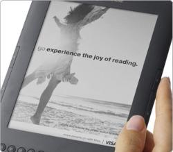 Amazon selling more Kindle books than printed editions