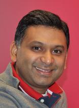 Zoomingo co-founder Krishnan Seshadrinathan.