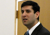 Vivek Kundra at the UW