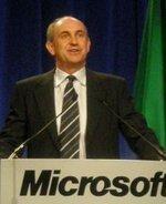 Microsoft CFO <strong>Liddell</strong> leaving