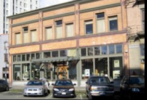 Masins is leaving Seattle's Pioneer Square neighborhood.