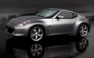 Nissan plans to use Microsoft technology to create a dealer management system to sell cars, such as this 370Z sports car. (Nissan image)