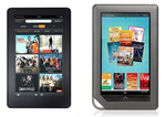 Amazon Kindle Fire to jostle with Nook for holiday shoppers?
