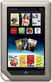 Can the new Nook hold a candle to Amazon's Kindle Fire?
