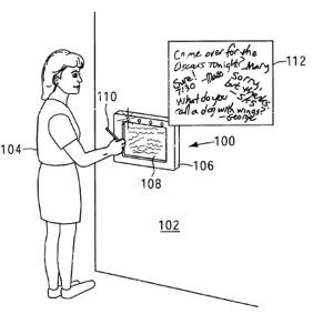 A patent application submitted by Paul Allen's Interval Research in 1998 envisioned groups of authenticated users sharing