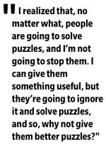 Q&A: Puzzles becoming serious business for Seattle's Puzzazz