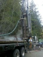 Snohomish PUD drilling for geothermal power