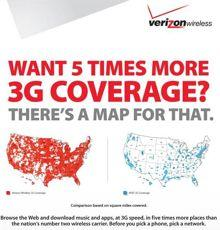 New Verizon ad campaign takes a direct swipe at AT&T's network