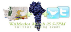 A Twitter-based wine festival for lovers of Washington Merlot