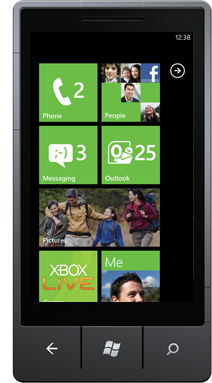 So far, the math doesn't look good for Microsoft WP7 revenue