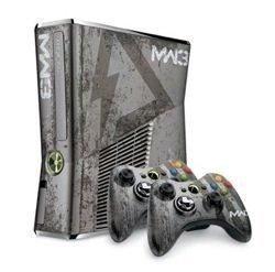 Xbox 360 bundle with Call of Duty: Modern Warfare 3