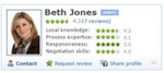 Zillow unveils agent ratings